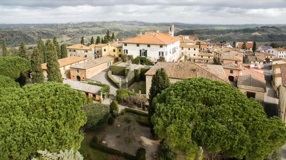 Tenuta di Ghizzano Winery