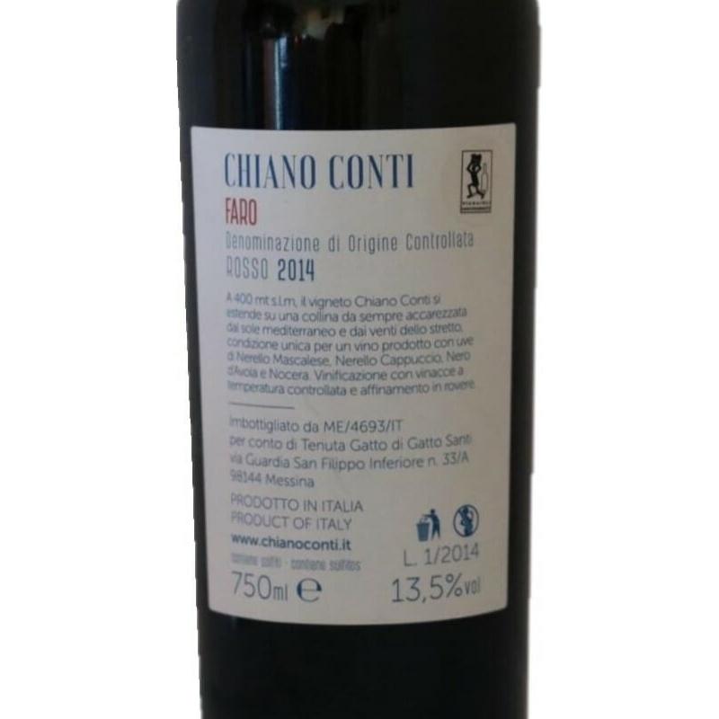 Retro Chiano Conti